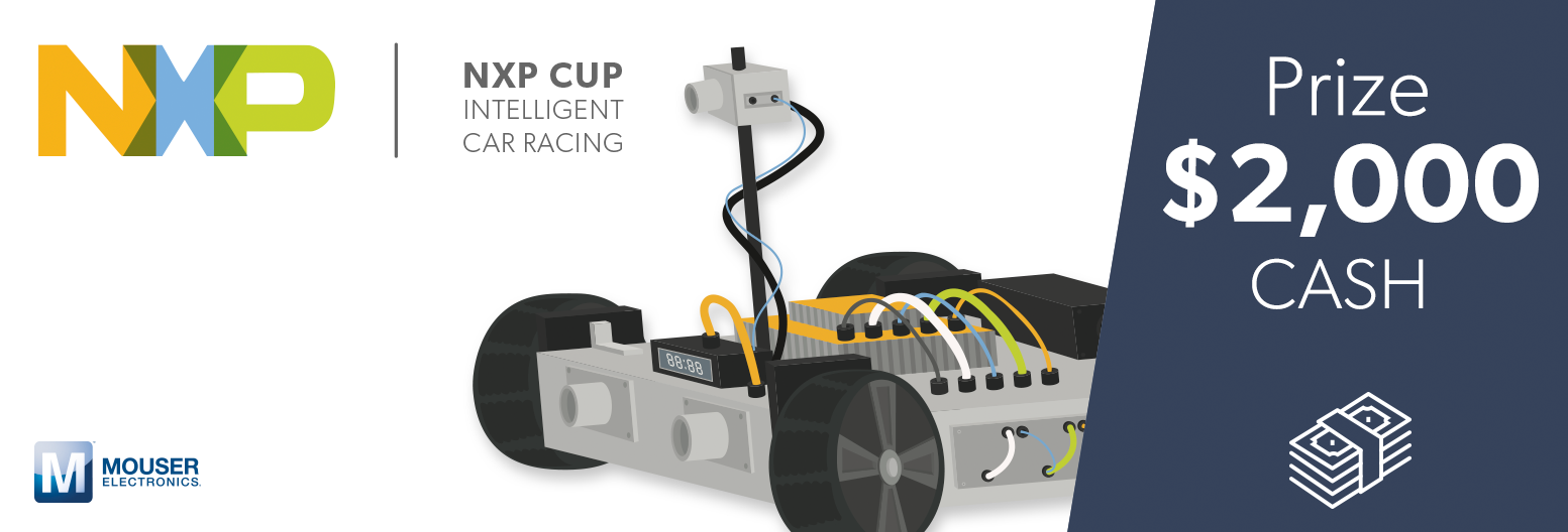 NXP Cup Electromaker Innovation Challenge